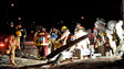 Victims Extricated From Canada Crash