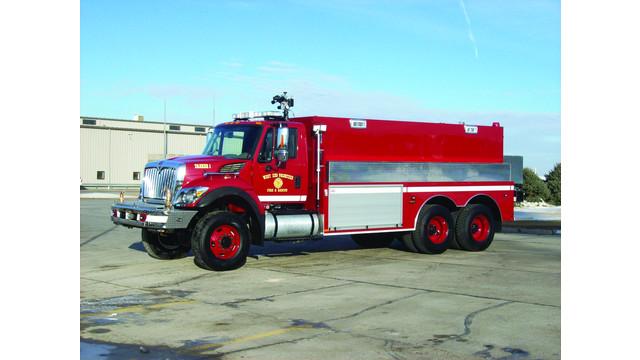 West End Volunteer Fire District