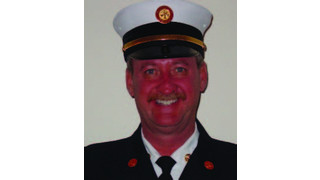 Syracuse, N.Y. Firefighter Michael Chura