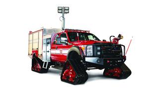 Stinger Q4 Rapid Intervention Vehicle