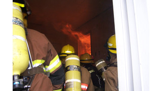 Live Fire Training and NFPA 1403