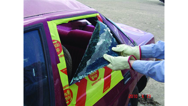 Protecto Extrication Wrap Rescue Tape