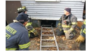 Rapid Intervention: Removing a Firefighter from the Basement