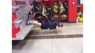 The Biggest Loser - Firefighter Style