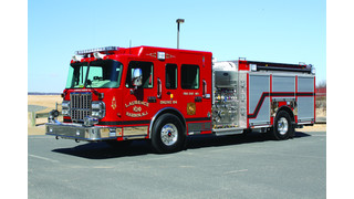 LAURENCE HARBOR FIRE DISTRICT