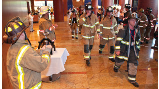 9/11 Stair Climb at Expo Honors Fallen FDNY Bravest