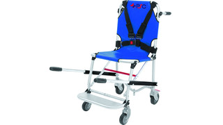 PSC Rescue Chair with Four Wheels -- Model PT053