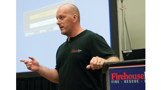 Texas Firefighter Recalls Mistakes in Close Call