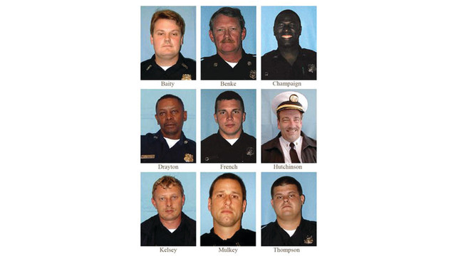 Store Settles With Familes of 'Charleston 9'