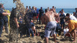 Calif. Firefighters Rescue Teen Trapped in Sand