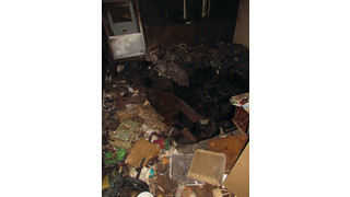 Close Calls: Firefighter Through the Floor in Heavy Fire