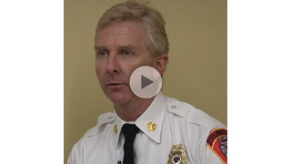 Arlington County Fire Chief Recalls Pentagon Response