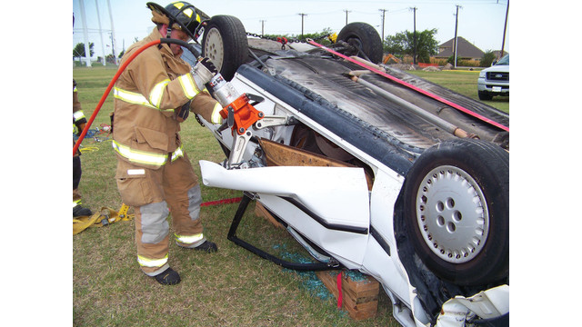 University of Extrication: Jammed Door Forcible Opening – Part 2