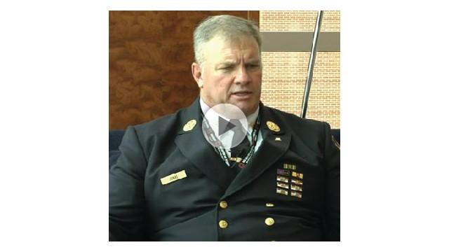 FDNY Deputy Chief Recalls Collapse of Tower, Survival