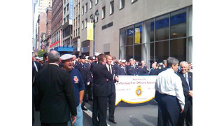 Firefighters From All Over Help FDNY Honor Fallen