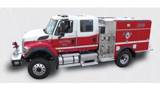 Wildland/Urban Interface Pumper
