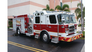 E-ONE Typhoon Pumper