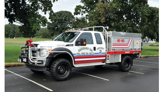 Firematic Brush Rapid Attack Truck (BRAT)