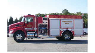 CJ Series Rescue Pumper