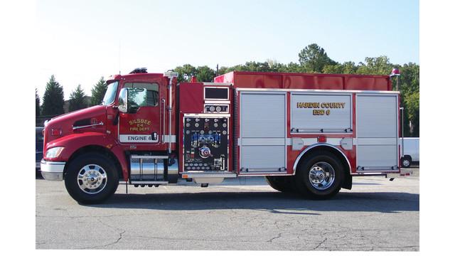 CJ Series Rescue Pumper