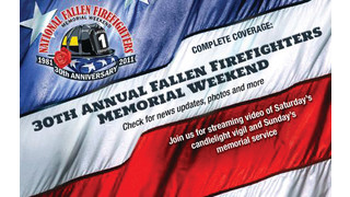 Crews Ready Campus for NFFF Memorial