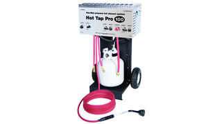 Pro 100 Portable Hot Shower and Water Heater