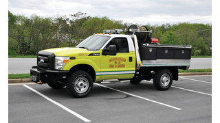 Ford F350 Response Vehicle