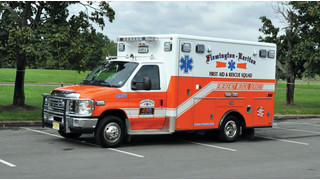 Horton Model 453 Type III Ambulance