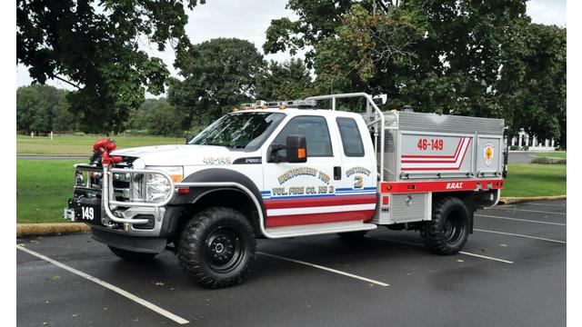 Firematic Brush Rapid Attack Truck (BRAT)