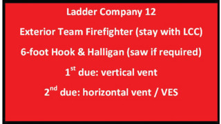 Riding Assignments for Firefighters - Part 1