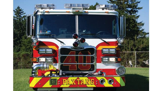 Innovative Rigs on the Street: Paxtang's Short Wheelbase Pumper