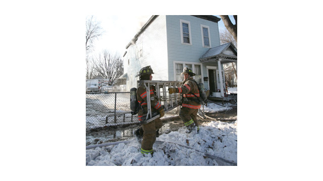 Tips for Wintertime Firefighting Operations