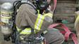 West Virginia Crews Battle House Fire