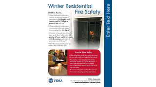 Fire Safety Tip for Educators