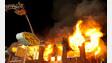Fire Destroys Ft. Worth Historic Motel