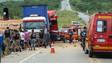 Brazilian Firefighter, Three Others Killed by Truck