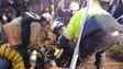 Md. Crews Rescue Worker From Underground Tank