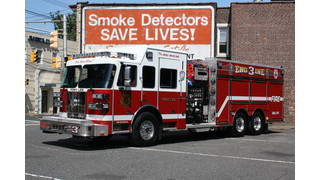 Sutphen Delivers to Fort Lee, NJ, Fire Department