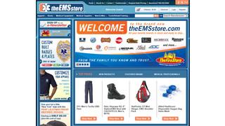 theEMSstore.com Goes Live