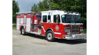 Smeal Delivers Custom Pumper to Newport
