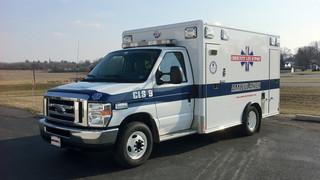Medtec Delivers Two RediMedic Ambulances