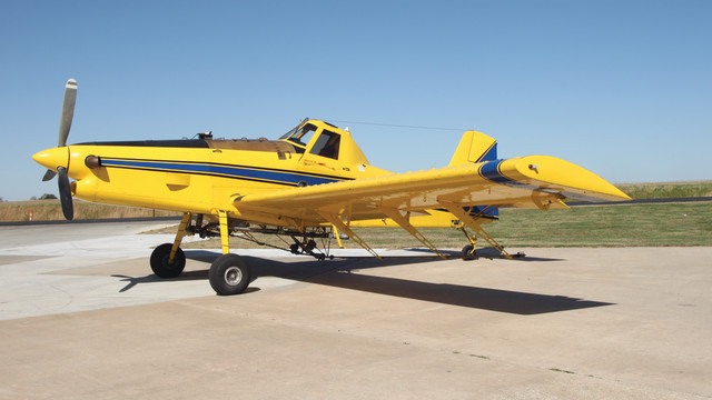 Hazmat Studies: Safe Response to Aerial Crop-Spraying Accidents
