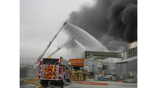 On The Job California: Three-Day Fire Destroys Watsonville Cold-Storage Building