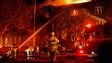 Minneapolis Crews Tackle Three-Alarm Apartment Fire