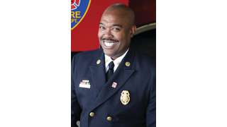Fire Chief Interview: FIRE CHIEF CHARLES HOOD San Antonio, TX, Fire Department