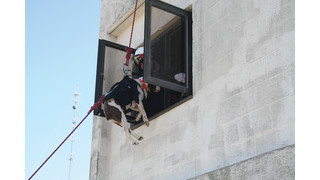USAR Task Force Trains in Canine-Lift Techniques
