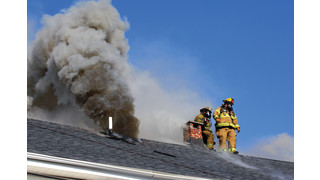 COVER STORY: Close Call at Roof Operation