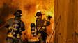 Fire Rips Through Georgia Condos, Injures Residents