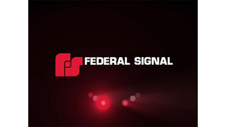 Federal Signal's New Vision SLR Lightbar<br />Improved Safety From Every Angle