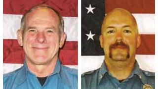 Heroism: Coeur d'Alene Capt. Rich Halligan, Firefighter Blaine Porter